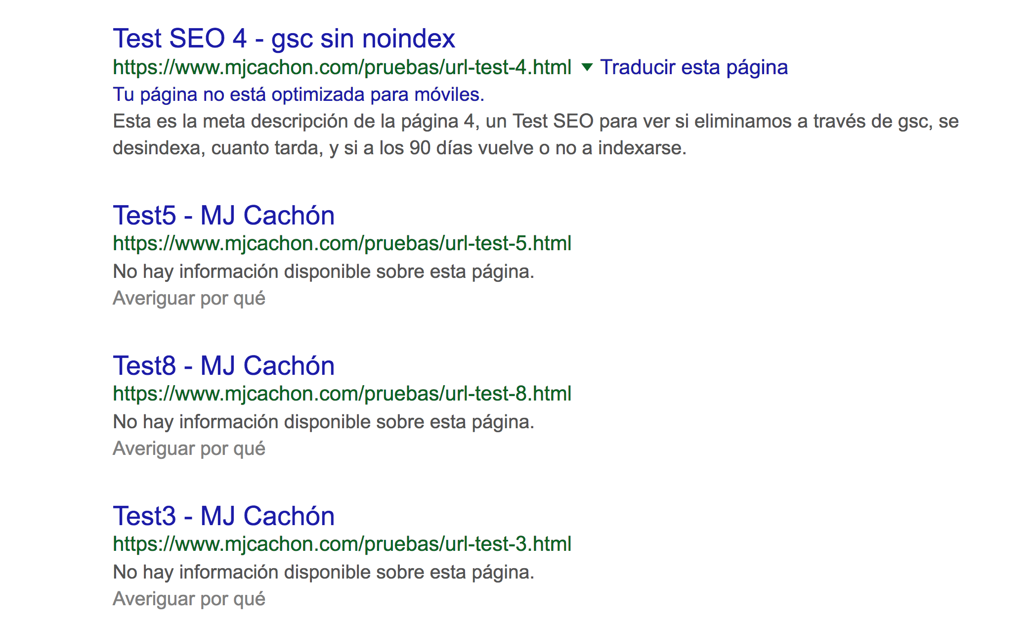 re-index google