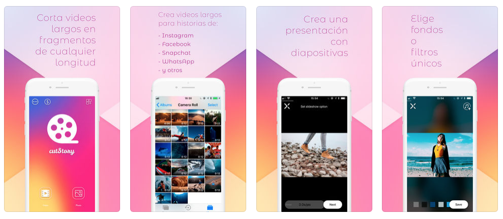 Apps para Instagram Stories