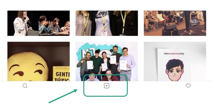 como publicar en Instagram desde el ordenador