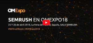semrush room omexpo 2018