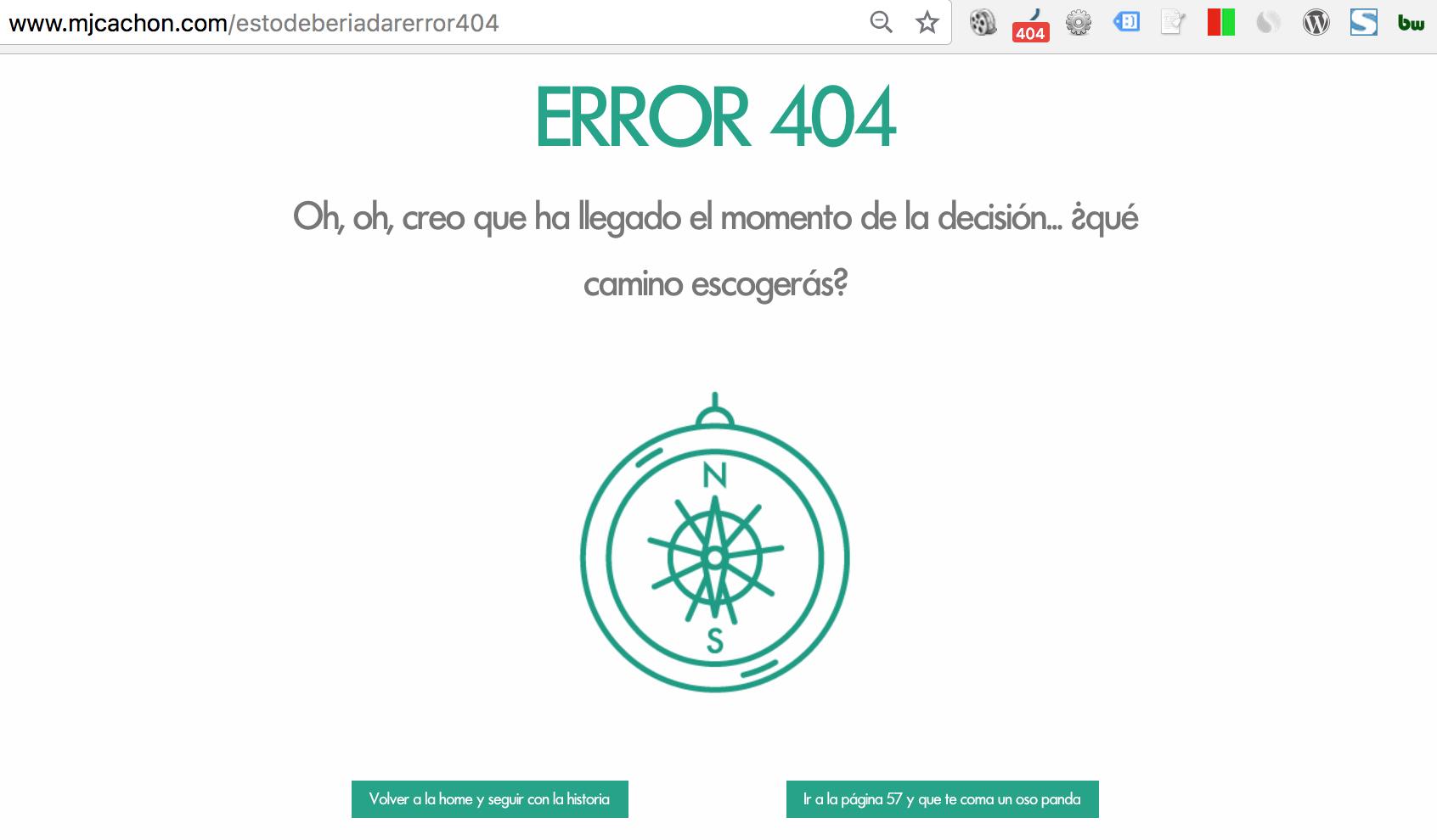 Codigo 404
