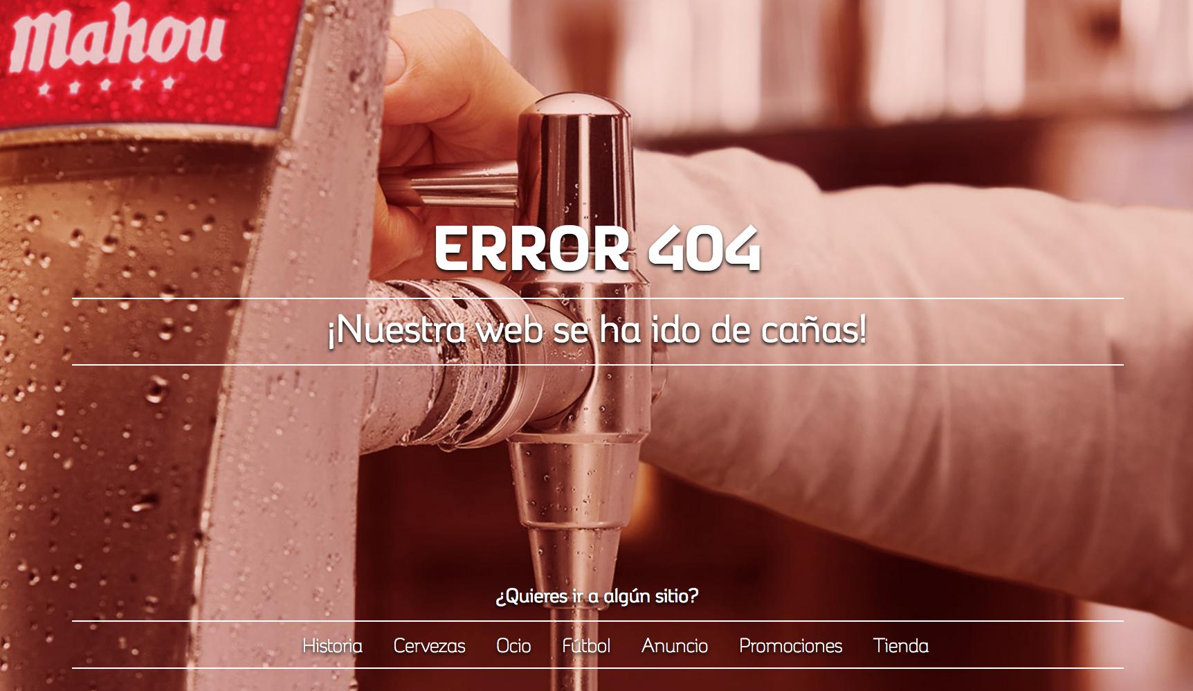 Código 404